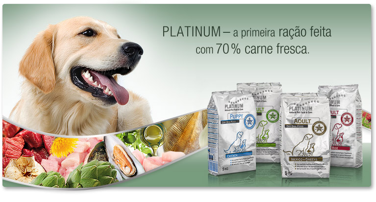 PLATINUM & dry food